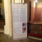 Roll up banner 85