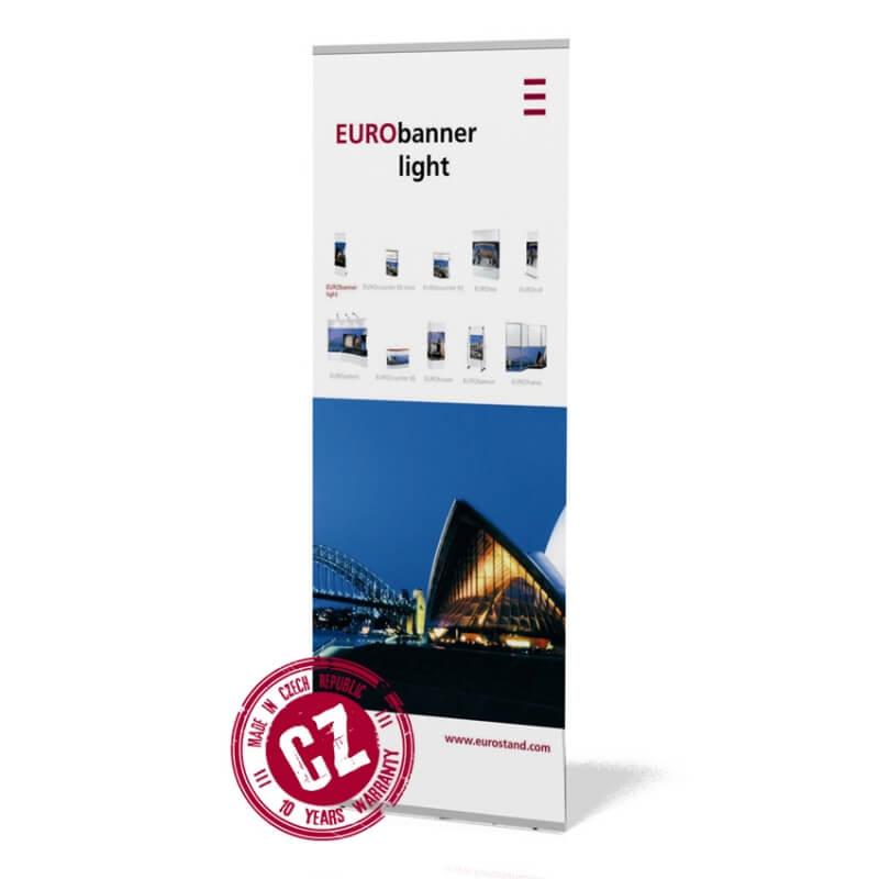 Prezentační banner light 85 x 224